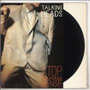 Click here for more info about 'Talking Heads - Stop Making Sense + Booklet - EX'