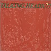 Click here for more info about 'Talking Heads - Talking Heads: 77 - EX'