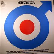 Click here for more info about 'Tamla Motown - 20 Mod Classics - Test pressing'