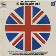 Click here for more info about 'Tamla Motown - 20 Mod Classics Vol. 2'