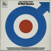 Click here for more info about 'Tamla Motown - 20 Mod Classics'