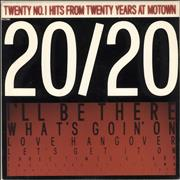 Click here for more info about 'Tamla Motown - 20/20 Twenty No.1 Hits From Twenty Years At Motown'