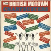 Click here for more info about 'Tamla Motown - British Motown Chartbusters - EX'