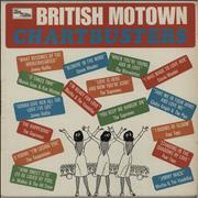 Click here for more info about 'Tamla Motown - British Motown Chartbusters - Black vinyl'