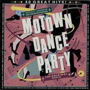 Tamla Motown Motown Dance Party UK 2-LP vinyl set