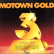 Tamla Motown Motown Gold 1968-69 Germany 2-LP vinyl set
