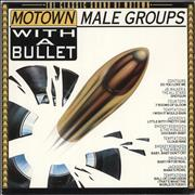 Click here for more info about 'Tamla Motown - Motown Male Groups - With A Bullet'