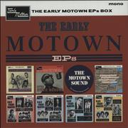 Click here for more info about 'Tamla Motown - The Early Motown EPs Box - Numbered'