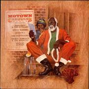 Tamla Motown The Motown Christmas UK vinyl LP