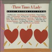 Click here for more info about 'Tamla Motown - Three Times A Lady'