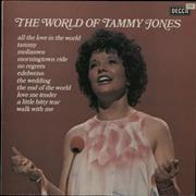 Click here for more info about 'Tammy Jones - The World Of Tammy Jones'