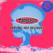 Click here for more info about 'Tampasm - Darling Self Desctruct - Pink Vinyl'
