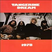 Click here for more info about 'Tangerine Dream - 1978 - Nineteen Seventy Eight + Ticket Stub'