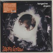 Click here for more info about 'Tangerine Dream - Alpha Centauri - 180gm Vinyl - Sealed'