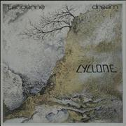 Click here for more info about 'Tangerine Dream - Cyclone - 1st - EX'
