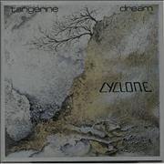 Click here for more info about 'Tangerine Dream - Cyclone - 1st'