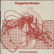Click here for more info about 'Tangerine Dream - Electronic Meditation'