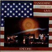 Click here for more info about 'Tangerine Dream - Encore - 1st'