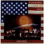 Tangerine Dream Encore - 1st UK 2-LP vinyl set