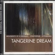 Click here for more info about 'Tangerine Dream - Essential'