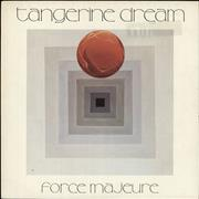 Click here for more info about 'Tangerine Dream - Force Majeure'