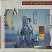 Click here for more info about 'Tangerine Dream - Lily On The Beach'