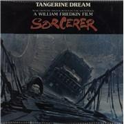 Tangerine Dream Sorcerer UK vinyl LP