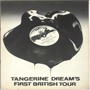 Click here for more info about 'Tangerine Dream - Tangerine Dream's First British Tour'