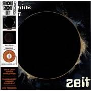 Click here for more info about 'Tangerine Dream - Zeit - RSD18 - Orange Vinyl - Sealed'
