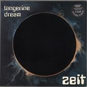 Click here for more info about 'Tangerine Dream - Zeit - Stickered Sleeve'