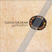 Click here for more info about 'Tanita Tikaram - Good Tradition - Die-cut Sleeve'