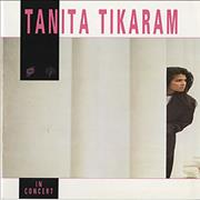 Click here for more info about 'Tanita Tikaram - In Concert + Ticket Stub'
