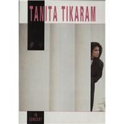 Tanita Tikaram In Concert UK tour programme