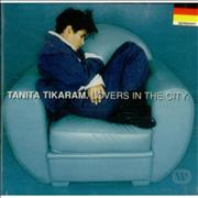 Click here for more info about 'Tanita Tikaram - Lovers In The City - Sealed'