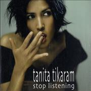 Click here for more info about 'Tanita Tikaram - Stop Listening'