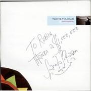 Tanita Tikaram Twist In My Sobriety - Autographed Sleeve UK memorabilia