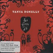 Click here for more info about 'Tanya Donelly - This Hungry Life'