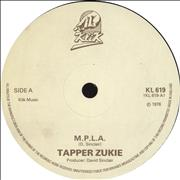 Click here for more info about 'Tapper Zukie - M.P.L.A.'