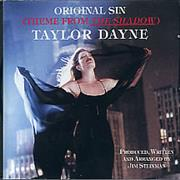 Click here for more info about 'Taylor Dayne - Original Sin'