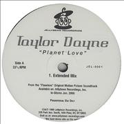 Click here for more info about 'Taylor Dayne - Planet Love'