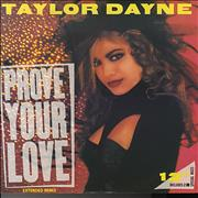 Click here for more info about 'Taylor Dayne - Prove Your Love (Extended Remix)'