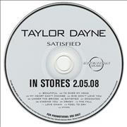 Click here for more info about 'Taylor Dayne - Satisfied'