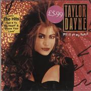 Click here for more info about 'Taylor Dayne - Tell It To My Heart - Stickered Sleeve'