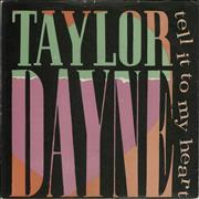 Click here for more info about 'Taylor Dayne - Tell It To My Heart'
