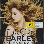 Click here for more info about 'Fearless [Platinum Edition] - Sealed'