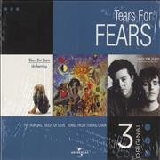 Click here for more info about 'Tears For Fears - 3 Original CDs'