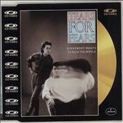 Click here for more info about 'Tears For Fears - Everybody Wants To Rule The World - CD-Video'