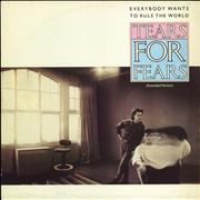 "Tears For Fears Everybody Wants To Rule The World UK 12"" vinyl"