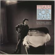 Click here for more info about 'Tears For Fears - Everybody Wants To Rule The World - Solid Centre'