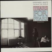 """Tears For Fears Everybody Wants To Rule The World Australia 12"""" vinyl"""